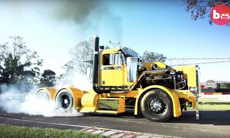 ماجرای شنیدنی بازسازی کامیون کثیف (Meet Filthy) در استرالیا
