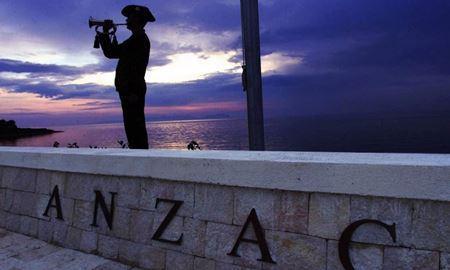 تاریخچه انزک دی / انزک ، نام ارتش مشترک استرالیا و نیوزلند