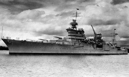 کشتی غرقشده استرالیا در جنگ جهانی دوم ، پس از گذشت ۷۷ سال کشف شد