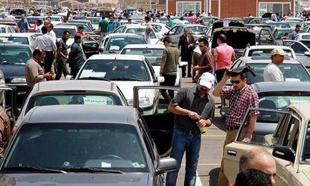 افرایش باورنکردنی خودرو در بازار ایران