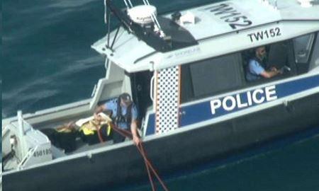 واژگونی یک قایق در شهر پرت استرالیا و کشته شدن یک مرد ۶۰ ساله