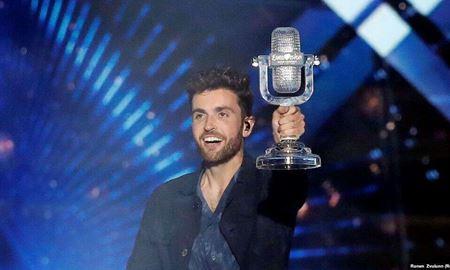 دانکن لورنس از هلند با ترانه «آرکاد»، برنده رقابتهای یوروویژن ۲۰۱۹ شد