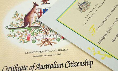 """لغو شهروندی استرالیای، آقای """"علی حیدری"""" بدلیل ارائه گواهینامه تقلبی"""