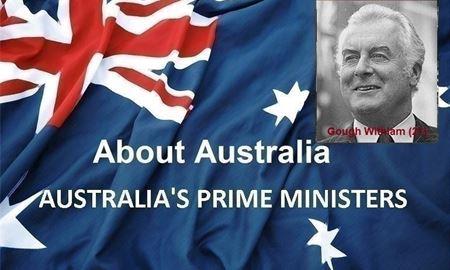 نخست وزیران استرالیا ، از ابتدا تا کنون - بیست ویکمین (21) نخست وزیر استرالیا - گو ویتلم (Gough Withlam)