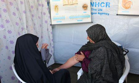 کمک وزارت کشور استرالیا ، برای دسترسی پناهندگان در ایران به خدمات درمانی رایگان