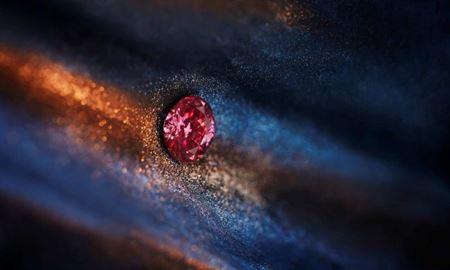 رونمایی از الماسهای کمیاب صورتی استرالیا