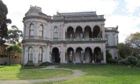 گردشگری استرالیا / ایالت ویکتوریا - ملبورن / عمارت Labassa