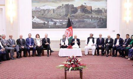 تجلیل از پنجاهمین سالگرد روابط دیپلماتیک افغانستان و استرالیا