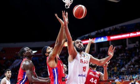 شکست عجیب بسکتبال ایران در اولین بازی جام جهانی