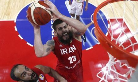 بسکتبال ایران به تونس باخت و صعود نکرد
