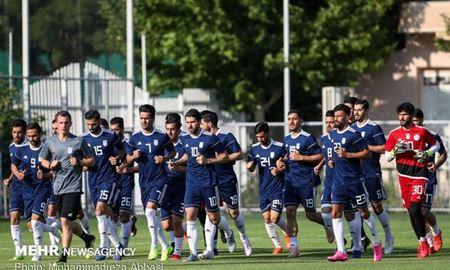 ایران - هنگکنگ؛ اولین بازی رسمی ویلموتس