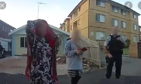 زن افغان مقیم استرالیا توسط مامور پلیس ایالت نیوساوت ولز مورد آزار و ارعاب قرار گرفت