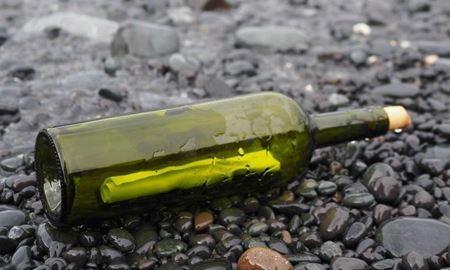 نامه داخل بطري كه در جزيره مكواري در استرالیا يافت شد،هنوز هم پراز اسرار پنهان است