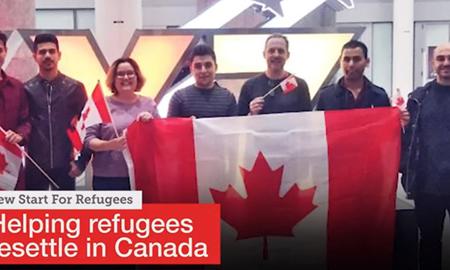 امید های تازه برای اسکان پناهجویان استرالیا در  نارو و مانوس در کشور کانادا