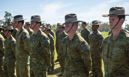 قدردانی از کهنه سربازان پیشکسوت استرالیایی