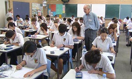رتبه ضعیف دانش آموزان استرالیایی در ارزیابی تحصیلی نسبت برخی از کشورها