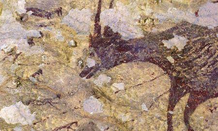 قدیمیترین اثر هنری جهان در غاری در اندونزی کشف شد