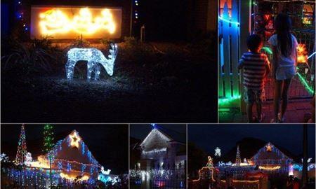 گردشگری استرالیا/ایالت استرالیای جنوبی ادلاید ،South Australia/ بهترین  چراغانی های کریسمس در ادلاید (Adelaide Christmas lights)