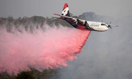 سه کشته، بر اثر سقوط هواپیمای اطفای حریق در استرالیا