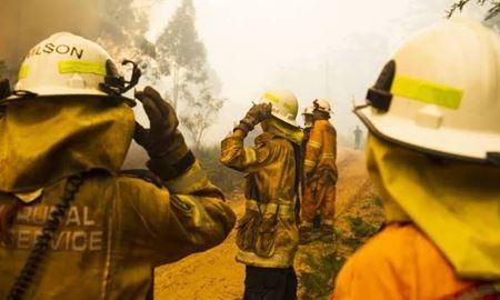 آیا دوست دارید آتش نشان داوطلب در استرالیا شوید؟
