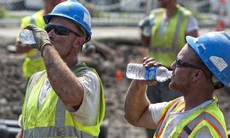 مقررات کار در استرالیا در زمان گرمای شدید