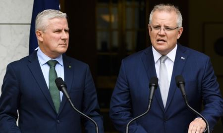 ترکیب جدید کابینه دولت استرالیا اعلام شد