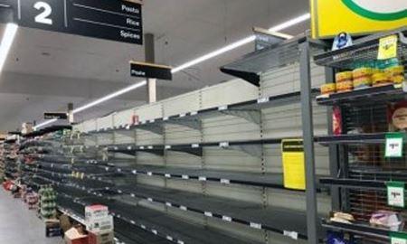 افزایش فروش کالاهای سوپرمارکتی ، اقلام دارویی و کاهش فروش البسه در استرالیا