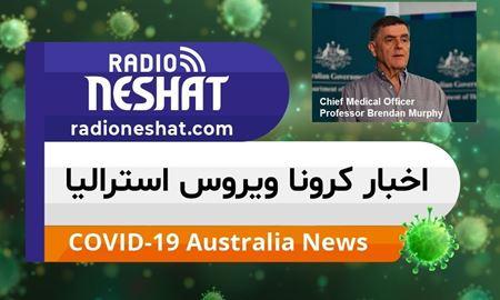 اخبار کروناویروس استرالیا/ در استرالیا روز به روز از میزان مبتلایان به کووید_19کاسته میشود
