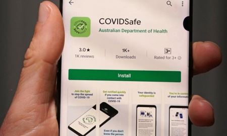 اخبار کروناویروس استرالیا/در باره اپلیکیشن ردیابی کروناویروس بنام COVIDSafe