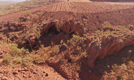 تخریب دو غار صخره ای در استرالیای غربی نمایانگر سهل انگاری و بی توجهی به آثار تاریخی