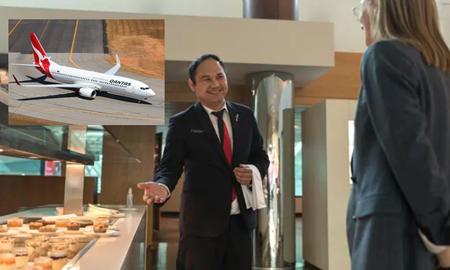 بازگشایی تعدادی از سالنهای پرواز داخلی شرکت کانتاس استرالیا