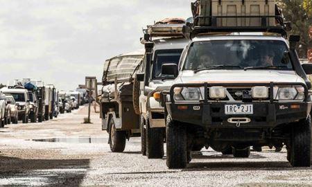 بازگشایی مرزهای استرالیای غربی به مناسبت کریسمس