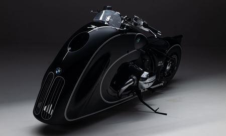 معرفی نسخه سفارشی موتورسیکلت بیامدبلیو R18