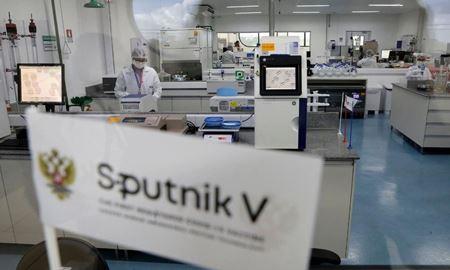 ایجاد خط تولید واکسن اسپوتنیکوی روسی در ایران