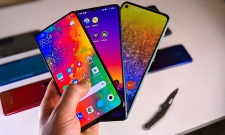 واردات ۱۴ میلیون گوشی موبایل به ایران طی یک سال