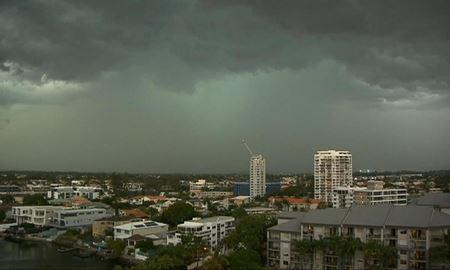 هشدار اداره هواشناسی استرالیا در خصوص طوفان در کوئینزلند
