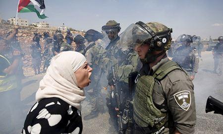 حمله گسترده به نمادهای حکومت حماس توسط اسرائیل
