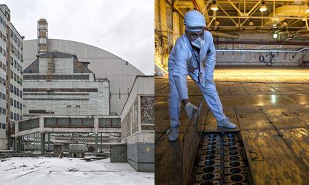 احتمال تکرار حادثه هستهای در چرنوبیل اوکراین