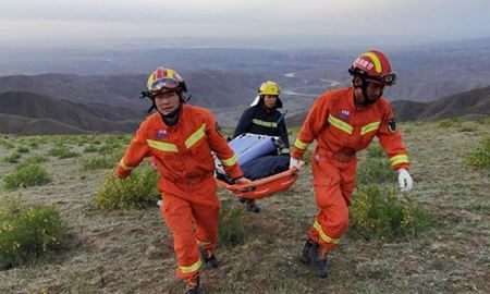 مرگ، خط پایان 21 دونده ماراتن در چین
