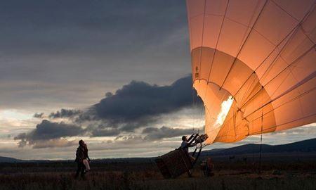 گردشگری استرالیا/ پرواز  بر فراز یارا ولی هنگام طلوع خورشید با بالن اختصاصی همراه با صرف صبحانه در ایالت ویکتوریا