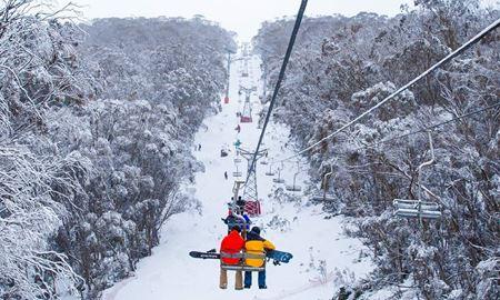 گردشگری استرالیا/معرفی یکی از بهترین پیست های اسکی در ایالت نیو ساوت ولز بنام THREDBO