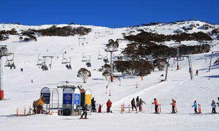 گردشگری استرالیا/معرفی یک  پیست بزرگ اسکی در جنوب سیدنی در ایالت نیو ساوت ولز بنام Perisher