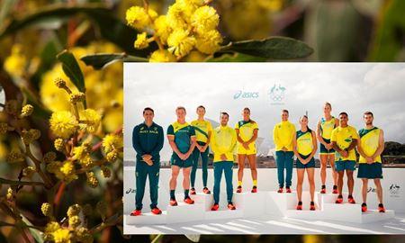 درخت آرکاسیای طلایی الهام بخش رنگ های تیم ملی استرالیا