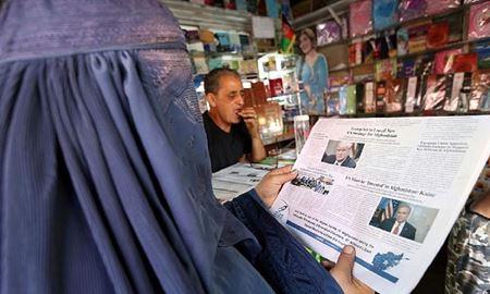 توقف فعالیت ۱۵۳ رسانه در افغانستان با روی کار آمدن طالبان