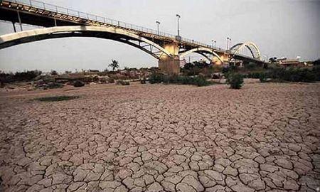 سال 1400 خشکترین سال ایران در نیمقرن اخیر